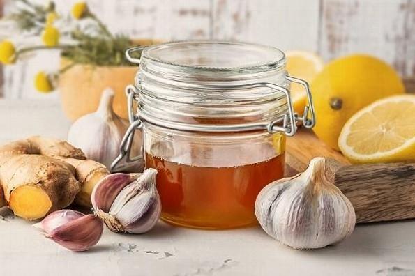 Receta de miel y ajo para fortalecer el sistema inmunológico