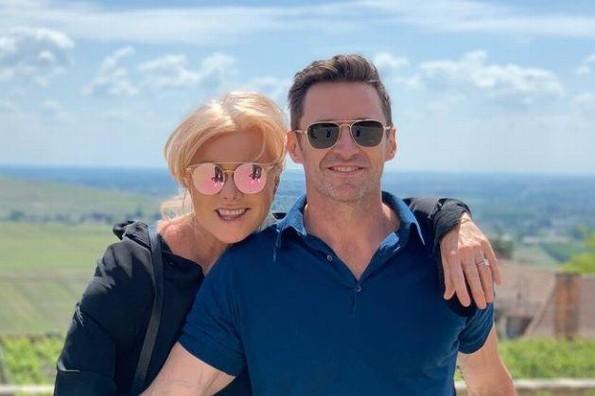 Hugh Jackman celebra 25 años de casado con romántico mensaje para su esposa