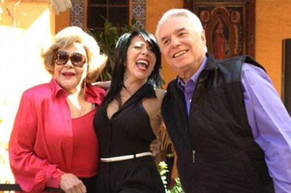 Filtran audios de Alejandra Guzmán confirmando violencia de Enrique Guzmán hacia Silvia Pinal