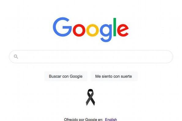 Google se solidariza con México