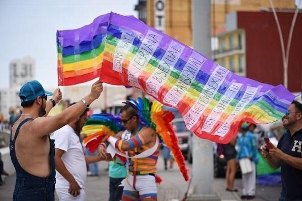 Habrá caravana LGBTTTQI+ en Veracruz