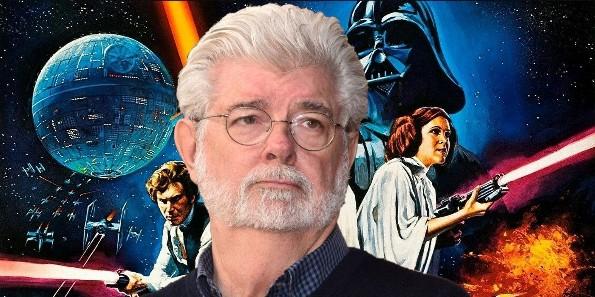 Para celebrar el cumpleaños de George Lucas mira cómo se filmó Star Wars