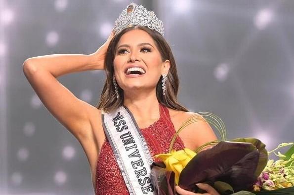 ¿Quién es Andrea Meza la nueva Miss Universo mexicana?
