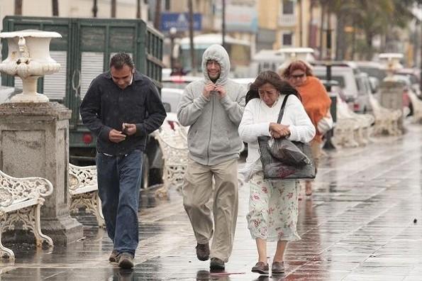 Pronóstico del tiempo para Veracruz … ¿Continuarán las lluvias?
