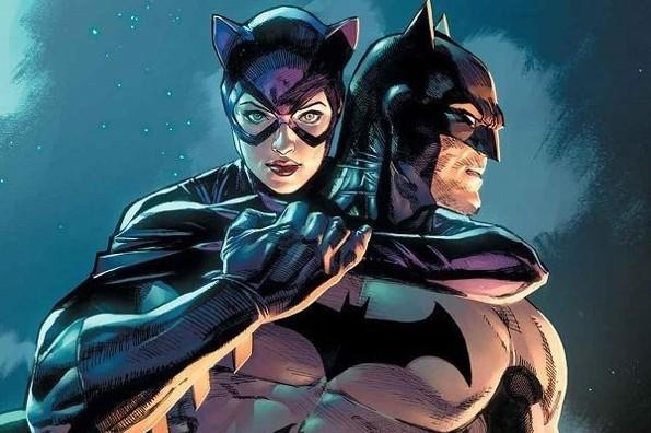 Censuran escena candente entre Batman y Gatúbela