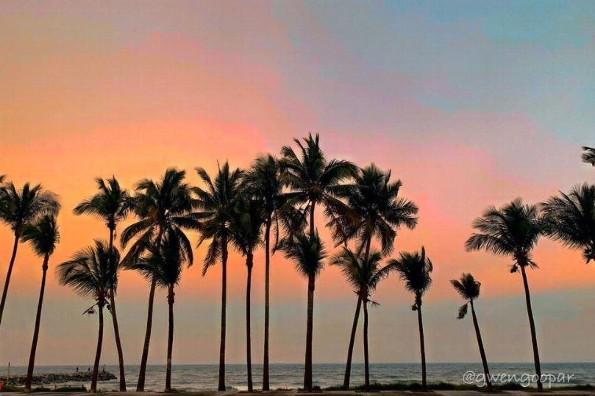 Hoy, cálido jueves en Veracruz-Boca del Río