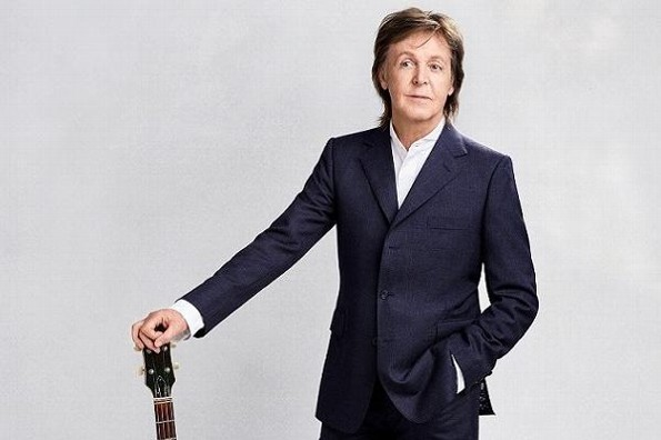 Paul McCartney cumple hoy 79 años de vida