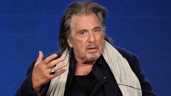 Al Pacino bailando tango