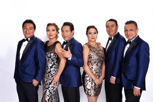 ¡Los Ángeles Azules festejan 40 años de carrera en Veracruz!