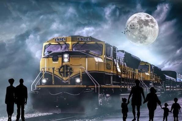 ¡El tren de la vida !