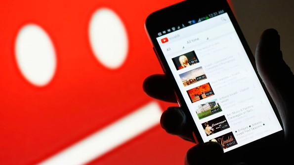Suspenderá Google servicio de YouTube para Android