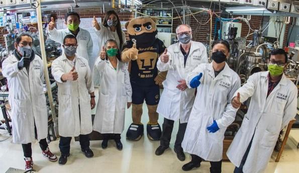 Wow... Investigadores de la UNAM crean cubrebocas que inactiva al COVID-19