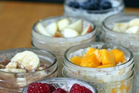 Receta express para los que no tienen tiempo de desayunar