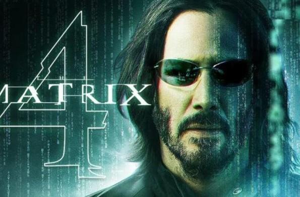 El primer vistazo de Keanu Reeves como Neo en