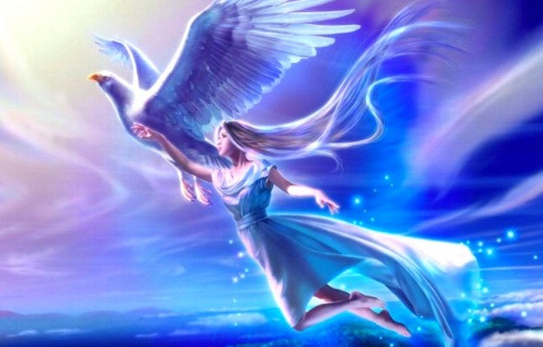 Dale la bienvenida a los ángeles a tu vida