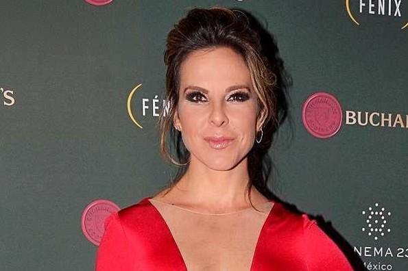 Kate del Castillo revela agresiones con Luis García: