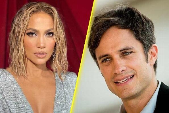 Gael García y Jennifer Lopez juntos en nueva película de Netflix (+foto)