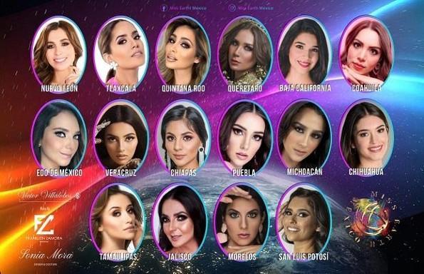 Certamen de belleza Miss Earth México ¡será en Veracruz!