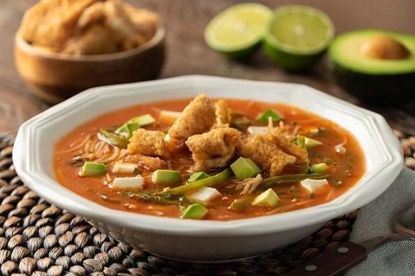 Receta de hoy: Sopa de fideo con nopales