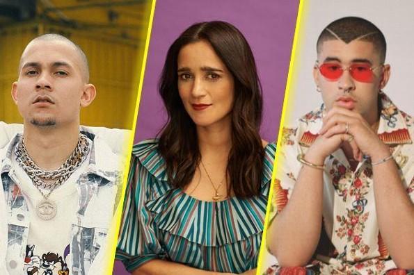 ¡Está de regreso! Julieta Venegas anuncia colaboración con Bad Bunny y Tainy (+video)