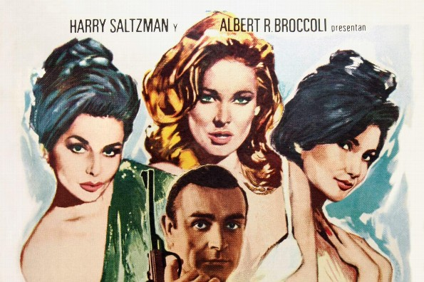 Recordando el estreno de la pelicula El Agente 007 contra el Dr. No. de 1962