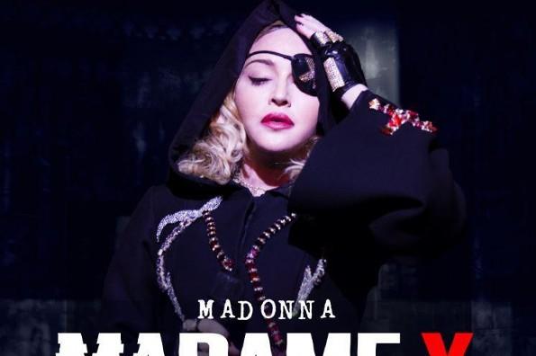 MADAME X la nueva película conceptual de Madonna