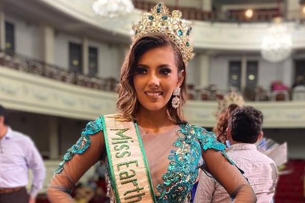 Se queda en Veracruz la corona de Miss Earth México 2022