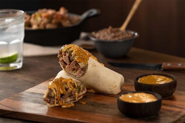 Receta de hoy: Burritos norteños
