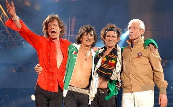 The Rolling Stones dejan de tocar